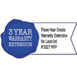 HP UF005E Three-Year Onsite Warranty Extension for LaserJet M3027 MFP