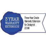 HP UF017E Three-Year Onsite Warranty Extension for Designjet Z2100