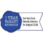 HP UF046PE One-Year Onsite Warranty Extension for Designjet Z3100