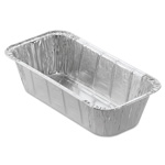 Handi-Foil Steam Table Aluminum Pan, One-Third Size, 10 3/8 x 3 1/3 x 3 1/3
