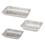Handi-Foil Aluminum Steam Table Pans, Full-Size Shallow Pan