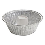 "Handi-Foil Angel Food Cake Pan, 60 oz, 8 3/4"" x 3 5/32"""