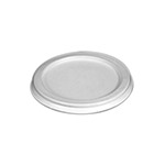 Handi-Foil Plastic Dome Container Lid, for 3.5 - 4 oz. Containers