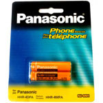 Panasonic HHR-4DPA-2B 2 Pack AAA Battery