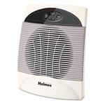 Holmes Energy Saving Heater Fan, 1500W, White