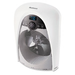 Holmes 1500W Bathroom Heater Fan, Plastic Case, 8 16/25 x 6 81/100 x 11 9/50, White