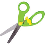 "Helix Koopy Scissors 5"", Classpack X10, 10/PK, Assorted"