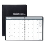 House Of Doolittle 100% Recycled Two Year Monthly Planner w/Expense Logs, 6 7/8 x 8 3/4, 2019-2020