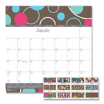 House Of Doolittle 100% Recycled Bubbleluxe Wall Calendar, 12 x 12, 2018