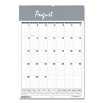 House Of Doolittle Bar Harbor Wirebound Academic Monthly Wall Calendar, 12 x 17, 2012-2013
