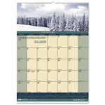 "House Of Doolittle Wall Calendar, ""Landscapes"", 12 Mth, Jan-Dec, 12""x12"""
