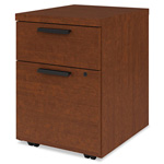 Hon Mobile Pedestal File, Henna Cherry