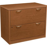 "Hon 2-Dooraw Lateral File, 22"" x 38"" x 32-1/4"", Bourbon Cherry"