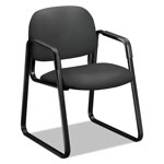 Hon Solutions Seating 4000 Series Sled Base Guest Chair, Iron Ore