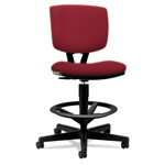 Hon Volt Stool, Crimson Red