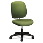 Hon ComforTask Swivel Task Chair, Clover Green
