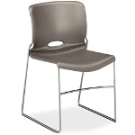 Hon Olson Stacker Chair, Taupe, 4/Carton