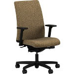 Hon Ignition Series Mid Back Swivel Task Chair, Carob Mesh Fabric