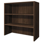 "Hon Voi Bookcase Hutch, 36""x14""x35"", Columbian Walnut"