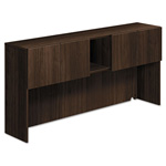 "Hon Voi Stack-On Storage Unit, 72""x14 1/4""x35"", Columbian Walnut"