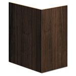 "Hon Voi End Panel Support, 16w x 20""x28 1/2"", Columbian Walnut"