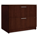 Hon Arrive Two-Drawer Lateral File, Shaker Cherry
