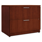 Hon Arrive Two-Drawer Lateral File, Henna Cherry