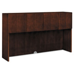 Hon Arrive Stack-on Storage Hutch, Shaker Cherry