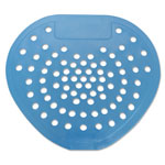 Hospeco Urinal Screen, Blue, Mint, 144 per Carton