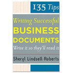 Houghton Mifflin Tips for Successful Business Documents, Softcover, 208 pages
