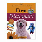 American Heritage® First Dictionary, Updated Edition, 416 Pgs, Grades K-3
