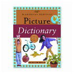 American Heritage® Picture Dictionary, Updated Edition, 144 Pgs, Grades K-3