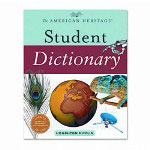American Heritage® Student Dictionary, Updated Edition, 1088 Pgs, Grades 5-9