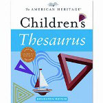 American Heritage® Children'S Thesaurus, Hardcover, 288 Pgs, Grades 4-6