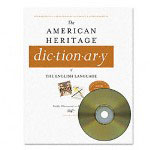 American Heritage® Hardbound Dictionary Of The English Language with CD-Rom