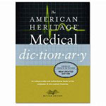 American Heritage® Stedmans Medical Dictionary, Updated Second Edition