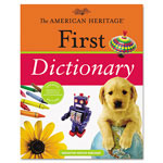 American Heritage® First Dictionary, Grade K-3, Hardcover, 416 Pages