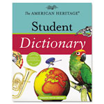 American Heritage® Student Dictionary, Hardcover, 1088 Pages