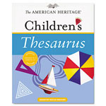 American Heritage® Children's Thesaurus, Hardcover, 288 Pages