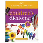 Houghton Mifflin American Heritage Children's Dictionary, Hardcover