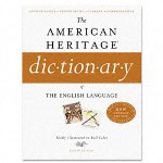 American Heritage® Dictionary of the English Language, 2112 Pages