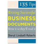 Houghton Mifflin 135 Tips for Successful Business Documents, Paperback, 208 Pages