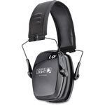 Howard Leight Leightning Folding-LOF Earmuff, Black