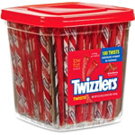 Twizzlers® Strawberry Twists, 57.5oz., 4BX/CT