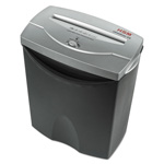 "HSM Paper Shredder,Cross Cut,16""x8 1/3""x13 1/3"",Gray/Silver"