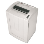HSM 390.3cc Professional Continuous-Duty Cross-Cut Shredder, 27 Sheet Capacity