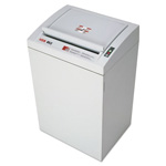 HSM 411.2 Continuous-Duty Strip-Cut Shredder, 67 Sheet Capacity
