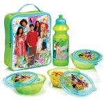 5 piece High School Musical Lunch Set by ZAK!