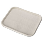 "Huhtamaki Serving Tray, 14""x18"", White"