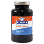 Hunt Rubber Cement, 8 oz. Bottle with Brush